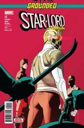 Marvel Comics's Star-Lord Issue # 5