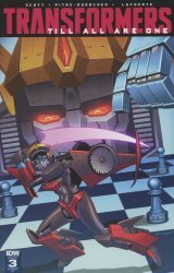 IDW Publishing's Transformers: Till All Are One Issue # 3ri