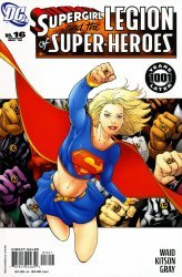 DC Comics's Supergirl and the Legion of Super-Heroes Issue # 16