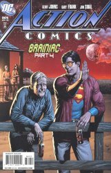 DC Comics's Action Comics Issue # 869