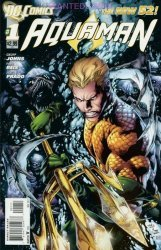 DC Comics's Aquaman Issue # 1