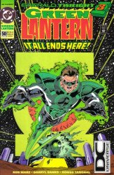 DC Comics's Green Lantern Issue # 50b
