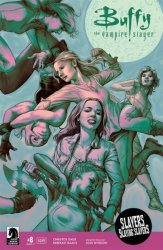 Dark Horse Comics's Buffy the Vampire Slayer: Season 11 Issue # 8