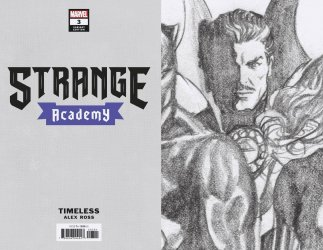 Marvel Comics's Strange Academy Issue # 3e