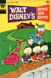 Gold Key's Walt Disney's Comics and Stories Issue # 381whitman