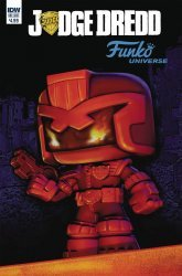 IDW Publishing's Judge Dredd: Funko Universe Issue # 1