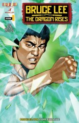 Darby Pop's Bruce Lee: The Dragon Rises Issue # 1c