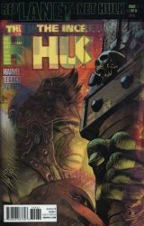 Marvel Comics's The Incredible Hulk Issue # 709c