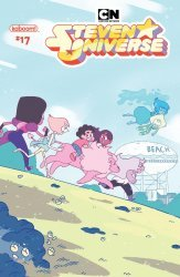 KaBOOM!'s Steven Universe Issue # 17b