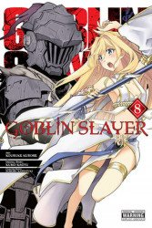 Yen Press's Goblin Slayer Soft Cover # 8