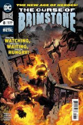 DC Comics's The Curse of Brimstone Issue # 8