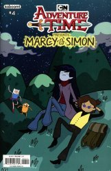 KaBOOM!'s Adventure Time: Marcy & Simon Issue # 4