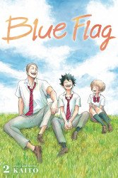 Viz Media's Blue Flag Soft Cover # 2