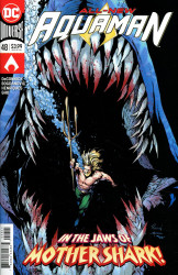 DC Comics's Aquaman Issue # 48