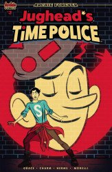 Archie Comics Group's Jughead's Time Police Issue # 3