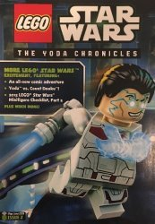 Lego Systems's Lego: Star Wars - The Yoda Chronicles Issue # 2