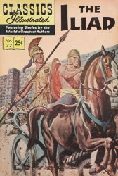 Gilberton Publications's Classics Illustrated #77: The Illiad Issue # 1j