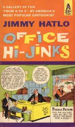 Avon Books's Office Hi-Jinks Soft Cover T501