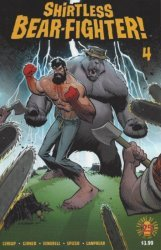 Image Comics's Shirtless Bear-Fighter Issue # 4