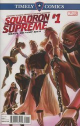 Marvel's Timely Comics Squadron Supreme Issue # 1