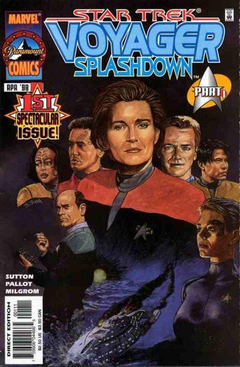 Star Trek books - YouTube