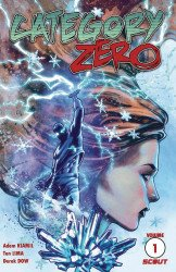 Scout Comics's Category Zero TPB # 1