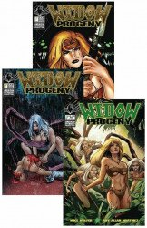 American Mythology's Widow: Progeny Special # 1