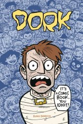 Dark Horse Comics's Dork Hard Cover # 1