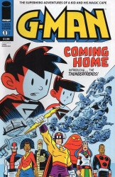 Image Comics's G-Man: Coming Home Issue # 1