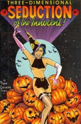 Eclipse Comics's Seduction of the Innocent 3-D Issue # 1b