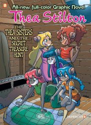 Papercutz's Thea Stilton Hard Cover # 8