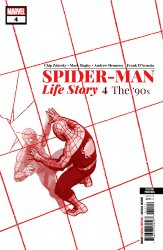 Marvel Comics's Spider-Man: Life Story Issue # 4 - 2nd print