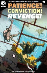 After-Shock Comics's Patience! Conviction! Revenge! Issue # 3