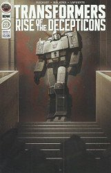 IDW Publishing's Transformers Issue # 23