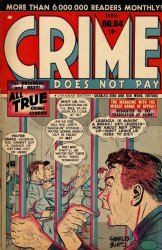 Lev Gleason Publications's Crime Does Not Pay Issue # 64b