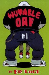 Goteblud Comics's Wuvable Oaf Issue # 1