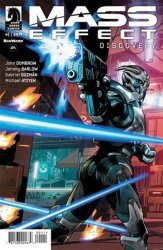 Dark Horse Comics's Mass Effect: Discovery Issue # 1
