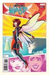 Marvel Comics's Unstoppable Wasp Issue # 3b