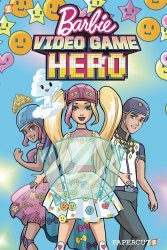 Charmz's Barbie Video Game Hero Hard Cover # 1