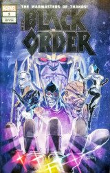 Marvel Comics's Black Order Issue # 1sdcc
