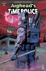 Archie Comics Group's Jughead's Time Police Issue # 3c