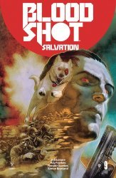 Valiant Entertainment's Bloodshot: Salvation Issue # 9b