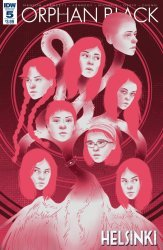 IDW Publishing's Orphan Black: Helsinki Issue # 5