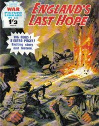 Fleetway (AP/IPC)'s War Picture Library Issue # 574