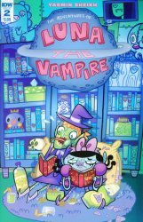 IDW Publishing's Luna The Vampire Issue # 2