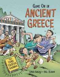 Kids Can Press's Game On In Ancient Greece Soft Cover # 1