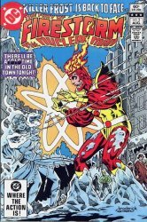 DC Comics's The Fury of Firestorm Issue # 3