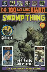 DC Comics's Swamp Thing Giant Giant Size # 5