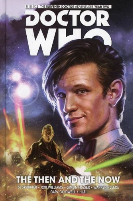 8.0 DOCTOR WHO #1 FOURTH DOCTOR TITAN COMICS COVER A APRIL 2016 VF