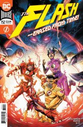 DC Comics's Flash Issue # 752